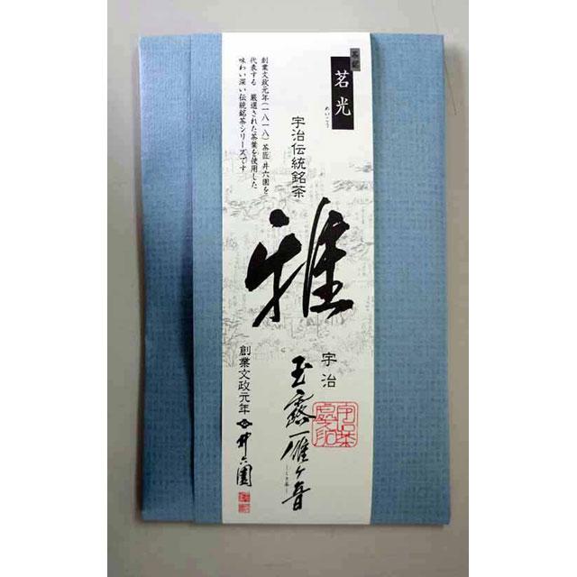 玉露雁ケ音(くき茶)(茗光/100g)