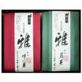 煎茶(慶光/100g)、ほうじ茶(珠光/40g)