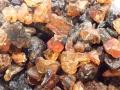 青琥珀 ブルーアンバー 原石 (10グラム ミックス)