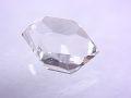 ハーキマーダイヤモンド ☆ 煌きが美しい高品質ルース(原石) ☆ 15 mm /6.5 カラット