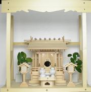家庭用板葺神棚Iシリーズ
