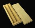 篳篥ケース 桐製四角形