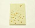 ご集印帳(ご朱印帳) 彩り菊蔓