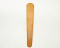 笏(蛤型) 一位 杢目 39cm No.11