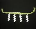 藁製鼓胴4尺 径6cm (切下げ4枚付き)