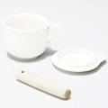 森修焼 キッチンマグカップ ナチュラル