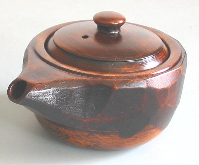 ミニ方瓶(製造中止) 木製 漆塗り