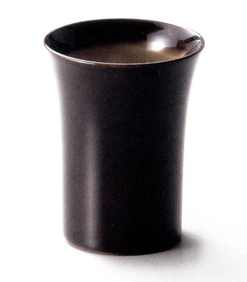 羽反フリーカップ 内白(製造中止) 木製 漆塗り