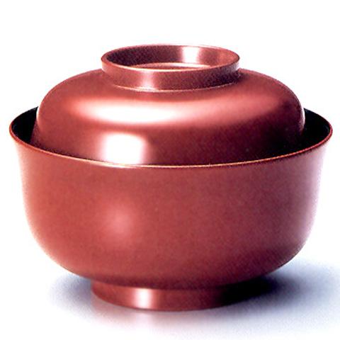 煮物椀 ちどり型 5客セット 【送料無料】 漆塗り
