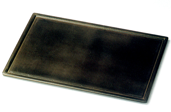ランチョンマット 布張 木製