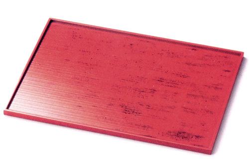 13.0長角盆 木製 トレー
