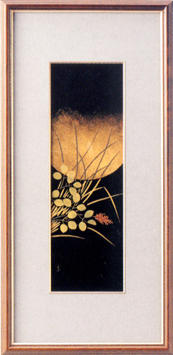 パネル 萩(製造中止) 木製 漆塗り アート インテリア