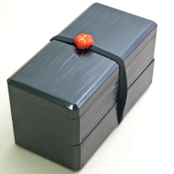 小町弁当箱 刷毛目 ランチボックス