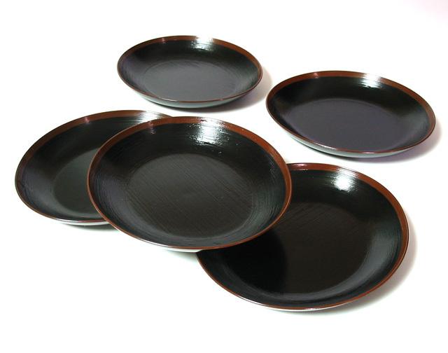 もてなし皿 刷毛目(製造中止) 取り皿・小皿