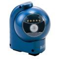 Beruf 電池式LEDセンサーライト『ルナ LUNA』 防滴タイプ LED-005B:No.86802 <ミツトモ製作所>