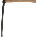 【送料、代引手数料無料】 別注 讃岐型竹の子掘り鍬 大 600mm(2尺)本樫柄付 :No.SS-100 <正和園芸>