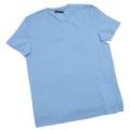 プラダ メンズ Tシャツ 水色 #S PRADA