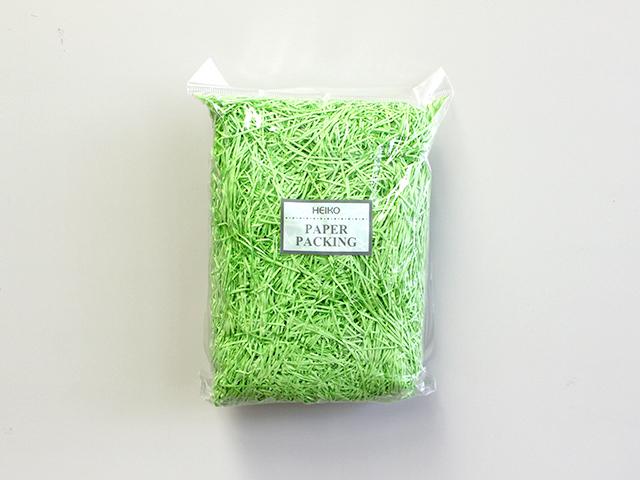 紙パッキン グリーン 40g