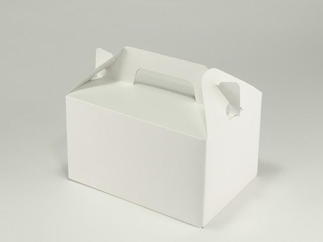 手提サービス函(ホワイト) 3.5×5 (50枚入)