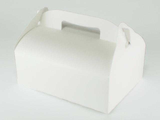 洋菓子サービス箱 洋T(ホワイト)8 (50枚入)