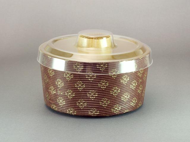 チューブ型シフォン ミニ ふた (10枚入)