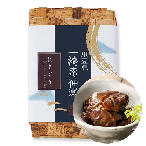 0331-2 はまぐり ひしおしぐれ煮(竹かご入り)360g(180g×2)