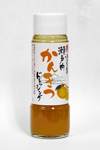3050 瀬戸内かんきつドレッシング(200ml)