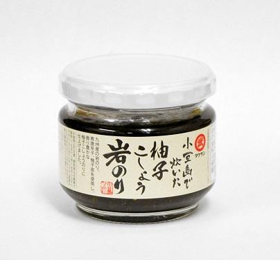 6338 小豆島で炊いた柚子こしょう岩のり(100g)