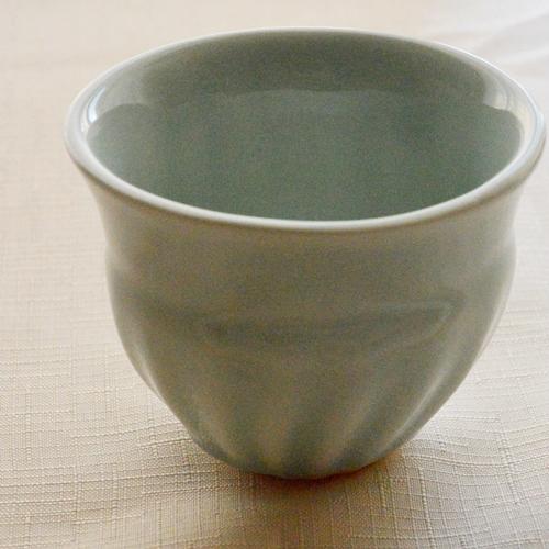 橋本尚美 フリーカップ カンパニュラ 青