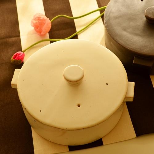 クラフト石川 耐熱両手キャセロール(浅鍋 2,3人用)