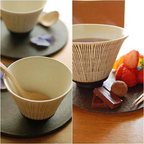 奥田章 十草デザートカップ(旧飯碗)