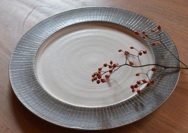 十草オランダ皿
