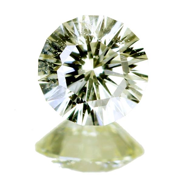 0.115ct  VERY LIGHT YELLOW SI-2  ダイヤモンドルース
