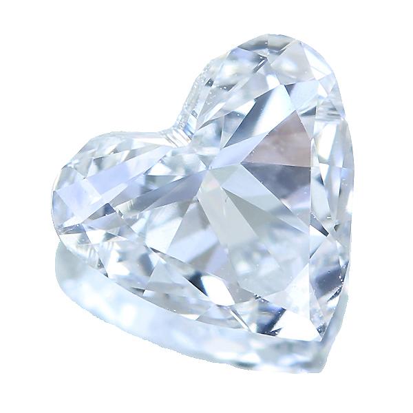 0.217ct G VS-2 ハートシェイプ ダイヤモンド ルース