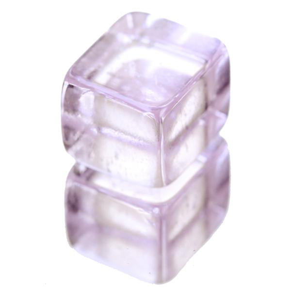可愛らしいキューブ型 クンツァイト 23.3ct