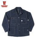 WAREHOUSE STRIPE COVERALL