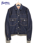 PHERRROW'S 13.5oz. DENIM JACKET 1950MODEL