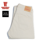 WAREHOUSE Lot 800 WHITE JEANS