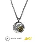 BARNS バーンズ NORTH WORKS ノースワークス SMILE 10¢ Pendant