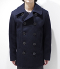 BUZZ RICKSON'S P-COAT NAVAL CLOTHING FACTORY
