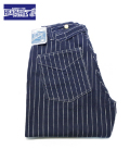 HEAD LIGHT8oz SPECIAL WOVEN STRIPE WORKPANTS