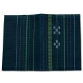 みんさー織りブックカバー 八重山手帳シーシー判<大>用(2013年版デザイン)