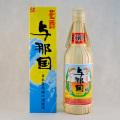 琉球泡盛 花酒 与那国クバ巻 60度 600ml