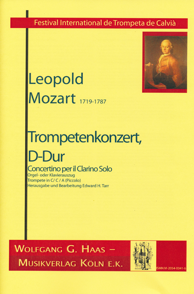 L.Mozart トランペット協奏曲