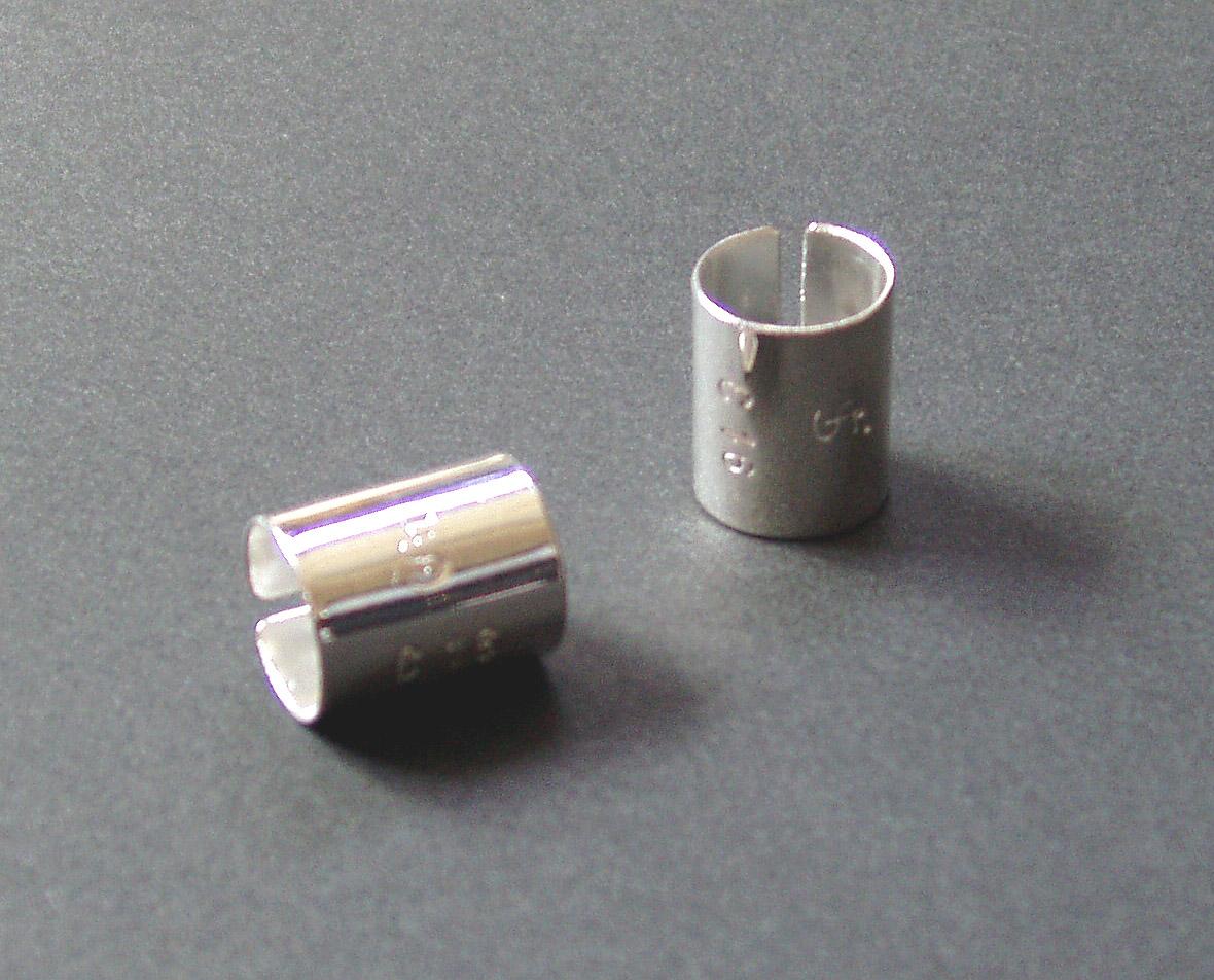 Schantl マウスピースリング 銀メッキ