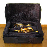 Brass Bags 2本用ケース