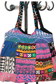 バック■ミラーワーク刺繍BAG6