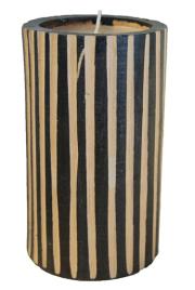 木製ケース入りキャンドル
