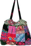 バッグ■ミラーワーク刺繍BAG2