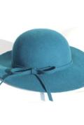 つば広帽子エリカ帽